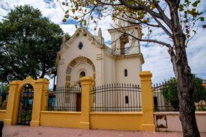 capilla de la misericordia